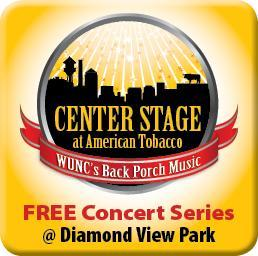 Back Porch Music Center Stage Logo