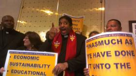 William Barber, NAACP