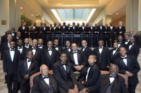 100 Men in Black Male Chorus