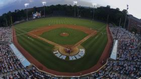 The Tar Heels are seeded number one in the NCAA baseball tournament.