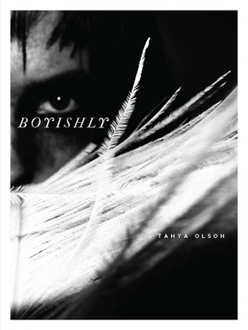 The cover of Boyishly, a new book by Tanya Olson.