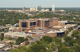 Wake Forest Baptist Medical Center, hospital