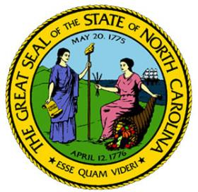 The Seal of the State of North Carolina