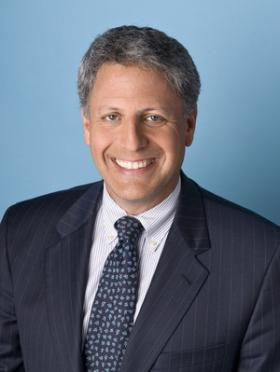 Gary E. Knell, the President and CEO of NPR.