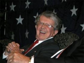 Former NC Governor Jim Holshouser