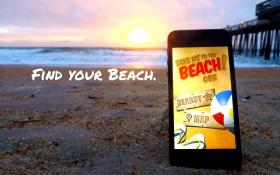 Take Me to the Beach helps people find the right beach in the Outer Banks.