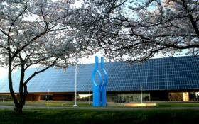 Blue Cross Blue Shield NC campus.