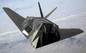 Photo: Lockheed F-117 Nighthawk