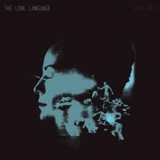 The Cover of The Love Language's newest album, Ruby Red.