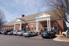 Seaboard Station building in Raleigh