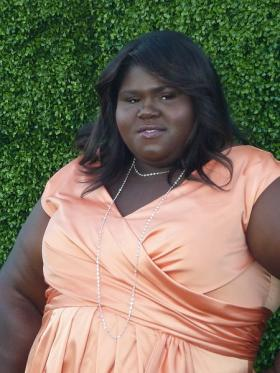 Actress Gabourey Sidibe has spoken openly about her obesity and how people perceive her because of it.
