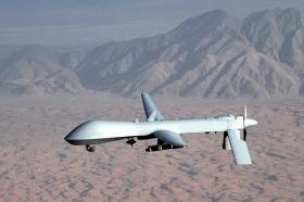 Photo: An MQ-1 Predator aircraft