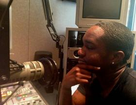 Jerell Davis, a Youth Radio reporter this summer at WUNC, reports on his grandfather's role at the Hargraves CommunityCenter.