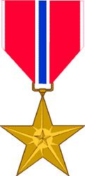The Bronze Star Medal