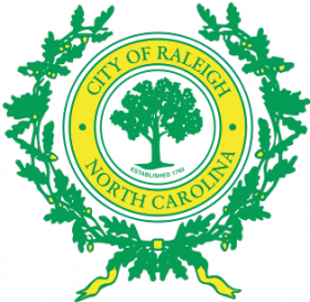 Raleigh city seal