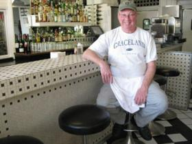 Bill Smith is the chef at Crook's Corner