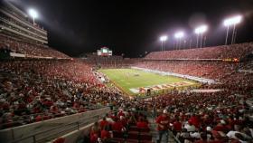 Carter-Finley Stadium in Raleigh