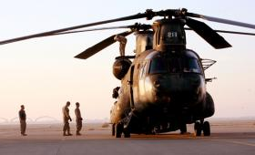 Photo: A Boeing CH-47 Chinook