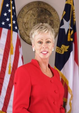 Beth Wood is the State Auditor for North Carolina.