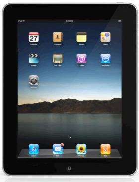 example of Apple iPad