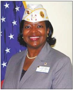 Commander Patricia Harris
