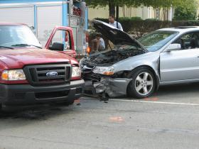 Chapel Hill Car Accident
