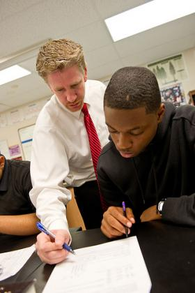 A new report shows that the teacher turnover rate has been steadily climbing since 2010.
