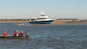 Bald Head Islad Ferry