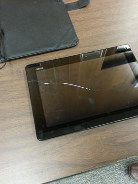 More than 2,000 tablets broke and about a dozen chargers partially melted earlier this school year.