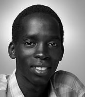 Nyuol Tong, Duke student and writer, from South Sudan