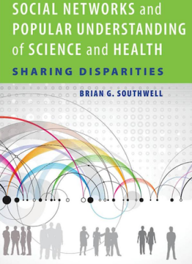 Brian Southwell's new book studies the effectiveness of social networking in spreading health news.