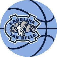 tarheel basketball logo