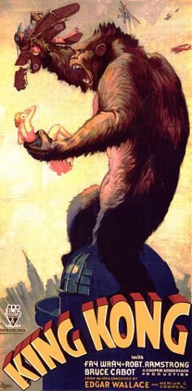 The 1933 Classic King Kong