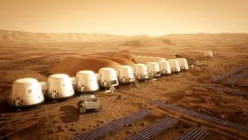 Mars One is an independent Dutch nonprofit that plans to establish a permanent human settlement on Mars.