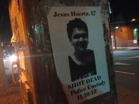Friends and relatives posted pictures like these of Jesus Huerta around Durham, NC