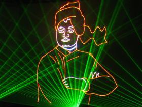 Swamiji is a laser documentary about Swami Vivekananda.