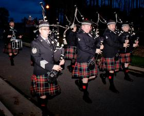 Wake and District Public Safety Pipes and Drums