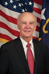Headshot of Keith Crisco, a Democratic candidate running in North Carolina's 2nd District