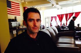 Intrepid Life Coffee and Spirits owner and Marine veteran Matt Victoriano