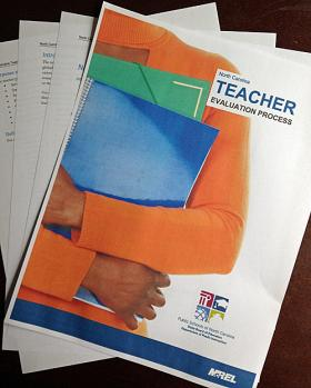 NC Teacher Evaluation