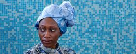 Hafsat Abiola is the subject of the new documentary film 'The Supreme Price'