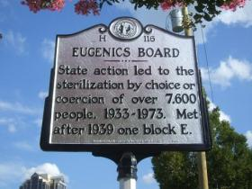The state of NC sanction more than 7,600 sterilizations in the 20th century.