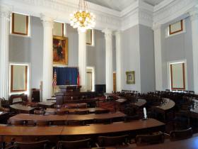 NC House Chamber