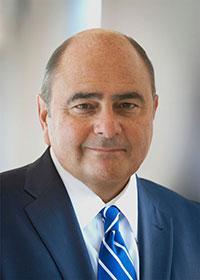 WakeMed CEO Donald Gintzig