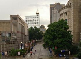 Photo: North Carolina's Old Capitol building