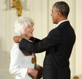 Diane Rehm awarded National Humanities Medal