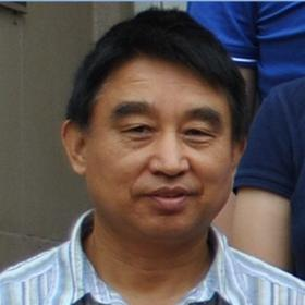 Professor Fend Liu Photo