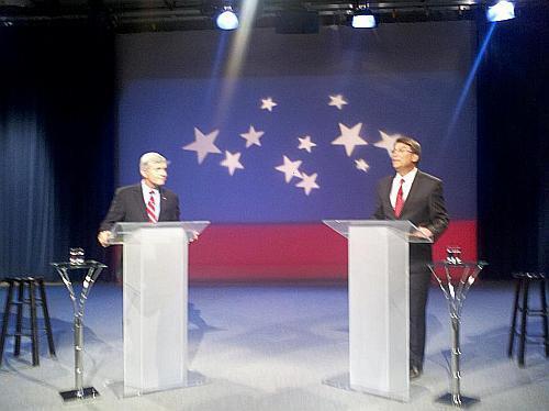 Dalton McCrory Debate