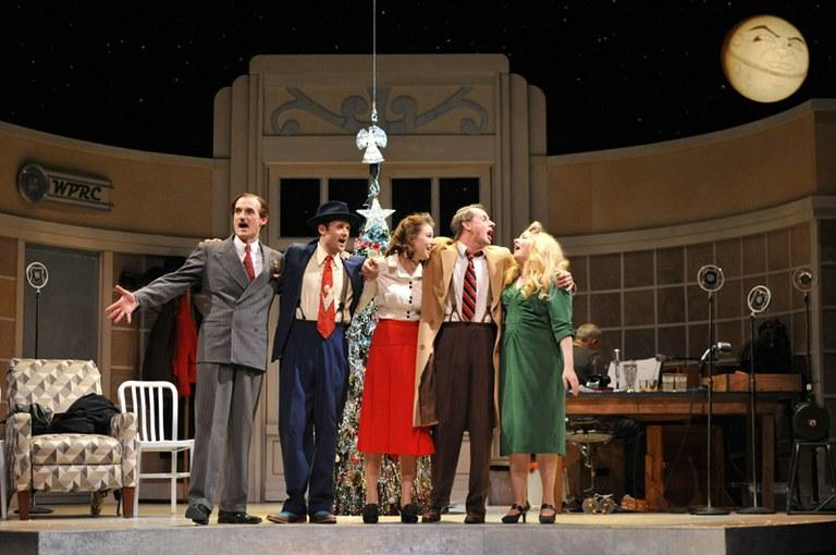Cast from 'It's a Wonderful Life'