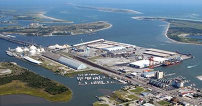 Port of Morehead City
